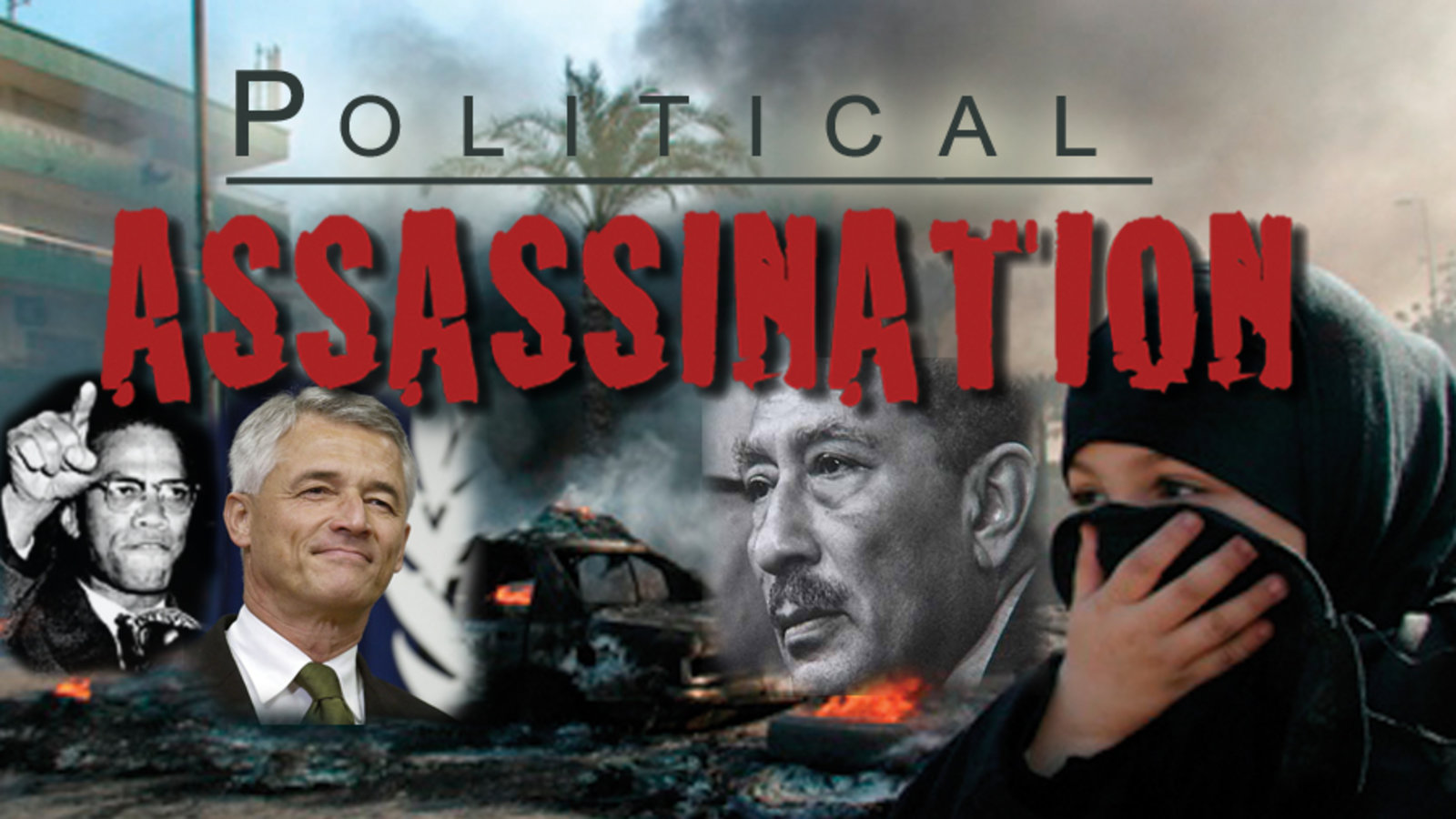 Political Assassination Series