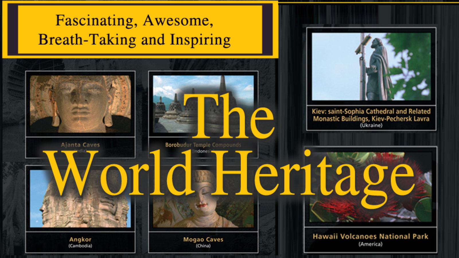 World Heritage Series