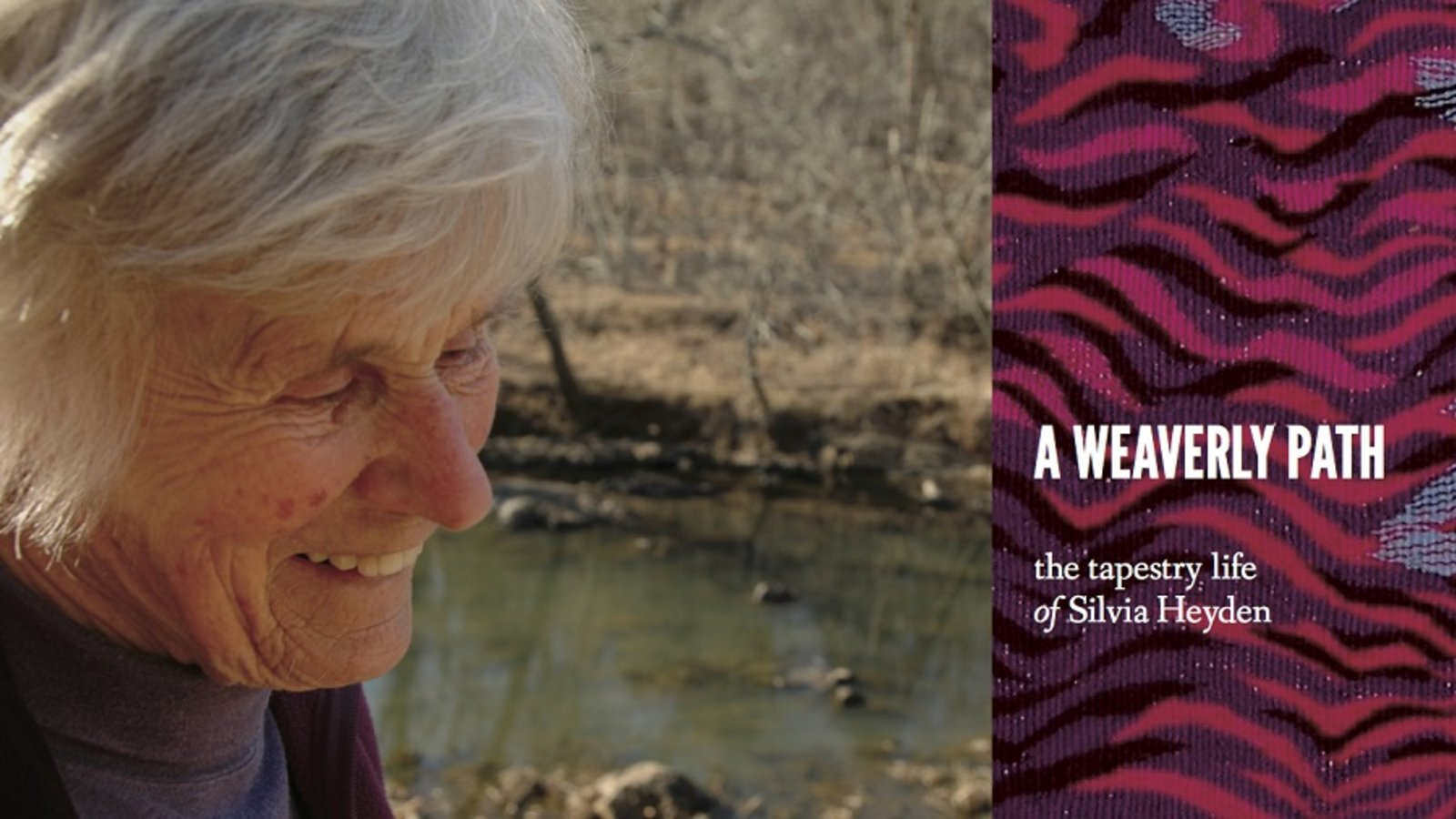 A Weaverly Path - The Tapestry Weaving of Silvia Heyden