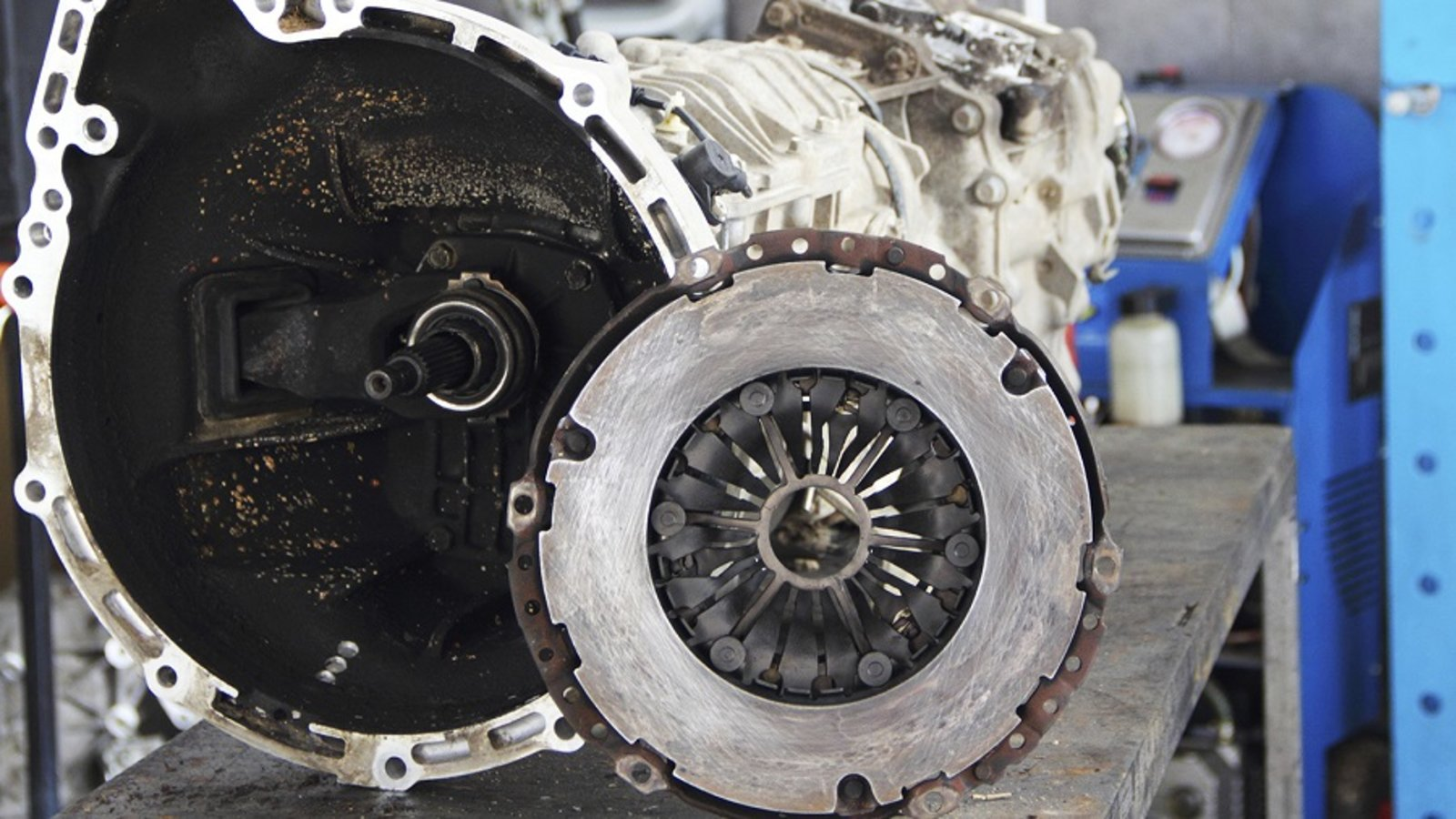 Torque, Power, and Transmission