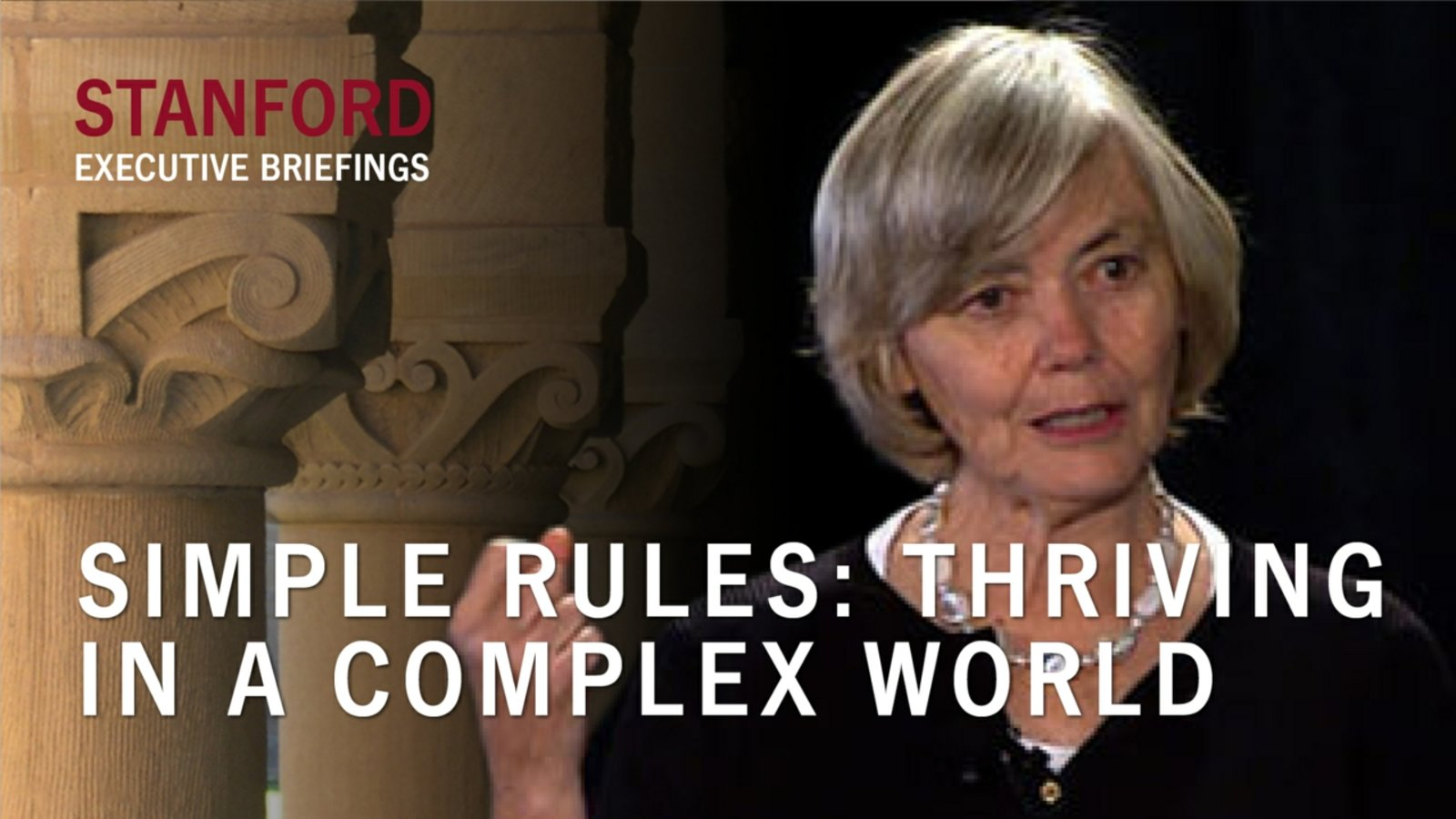 Simple Rules - Thriving in a Complex World