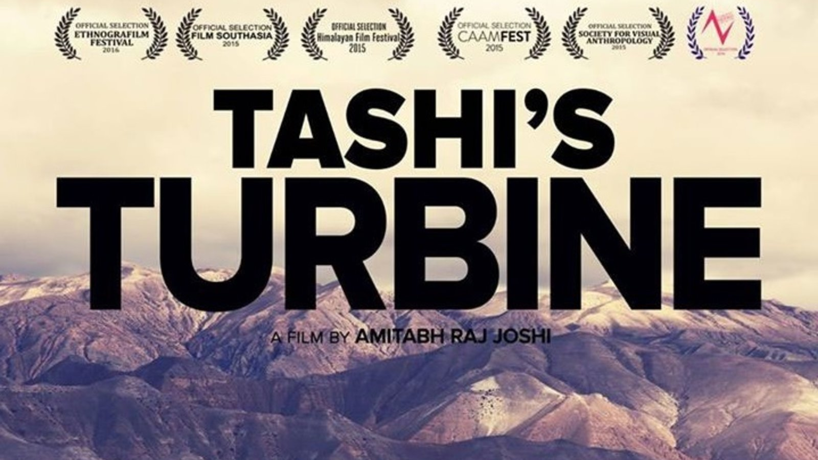 Tashi's Turbine - A Small Village in Nepal Harnesses Wind Energy