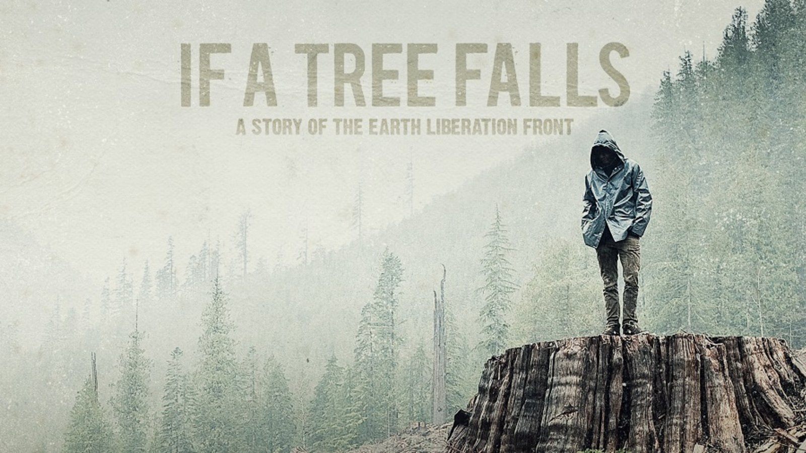 If A Tree Falls - A Story of the Earth Liberation Front
