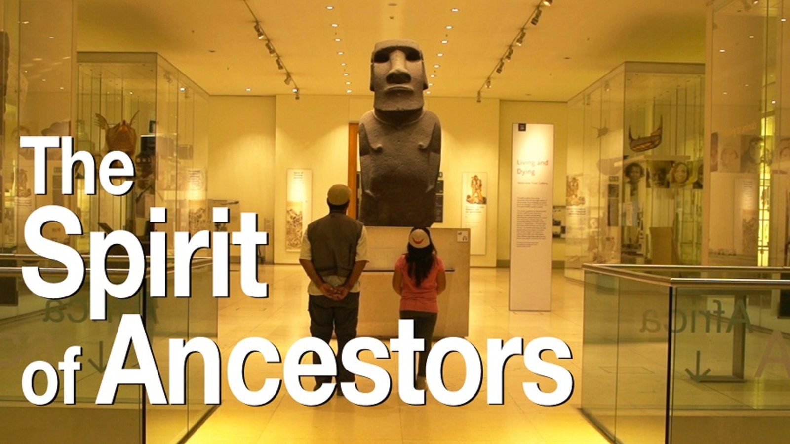 The Spirit of the Ancestors - Journey to Bring Home a Stolen Artifact