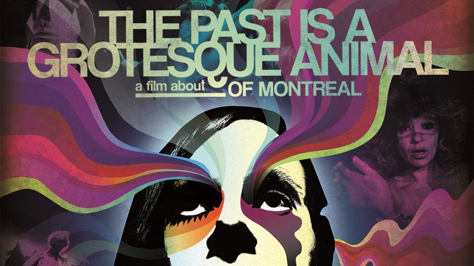 "The Past is a Grotesque Animal - On Tour with Indie Pop Group ""Of Montreal"""