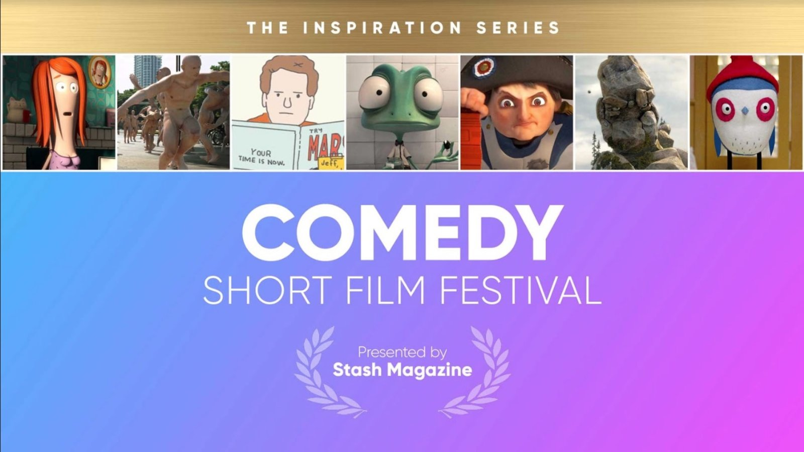 Stash Short Film Festival: Comedy