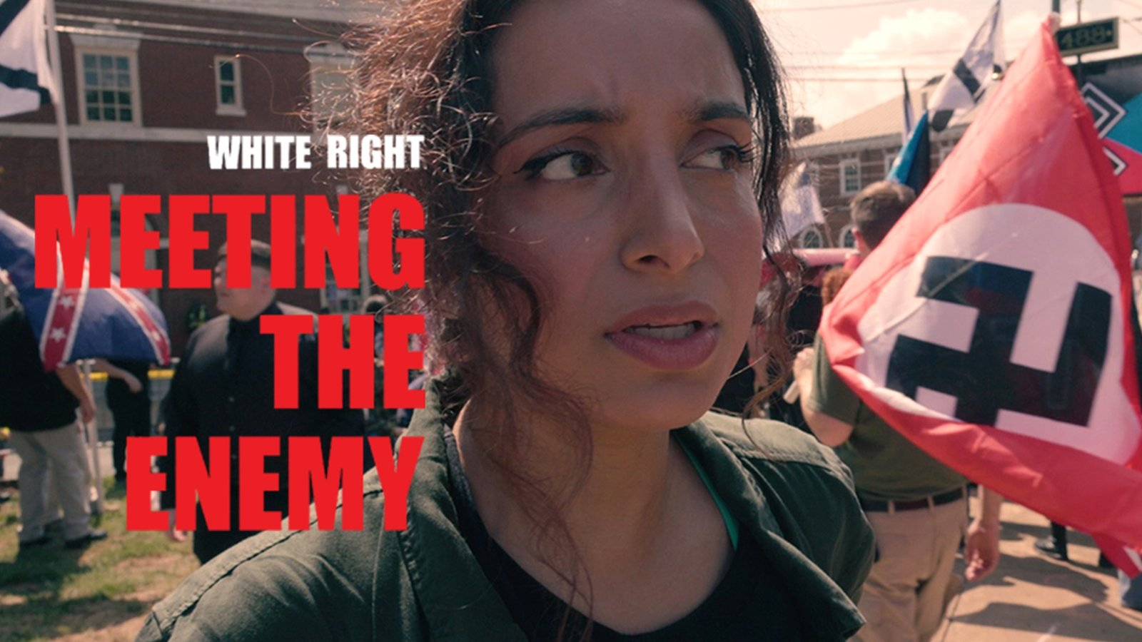 "White Right: Meeting the Enemy - A Muslim Filmmaker Confronts Members of the New ""White Right"""