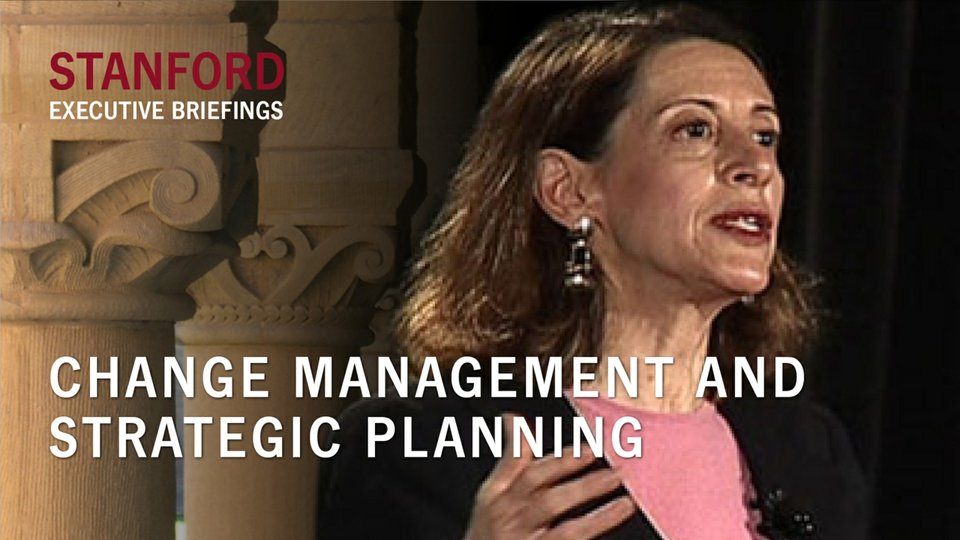 Change Management and Strategic Planning
