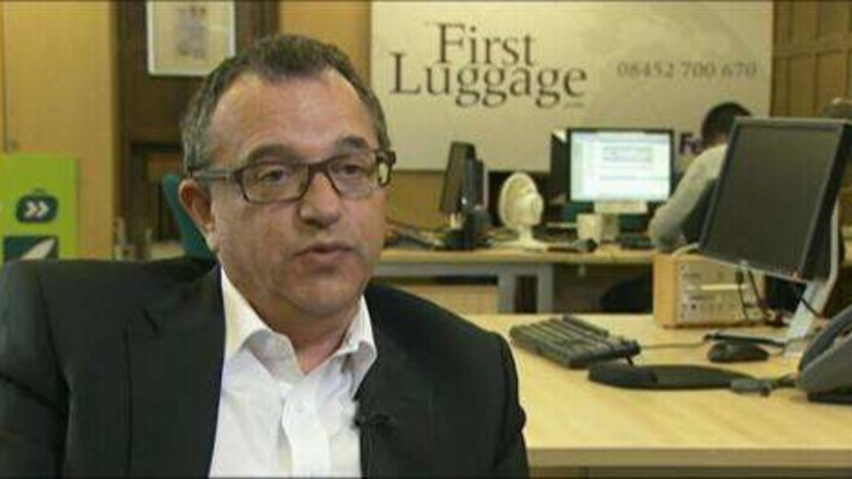 Clip 3: The Importance Of Budgeting: First Luggage