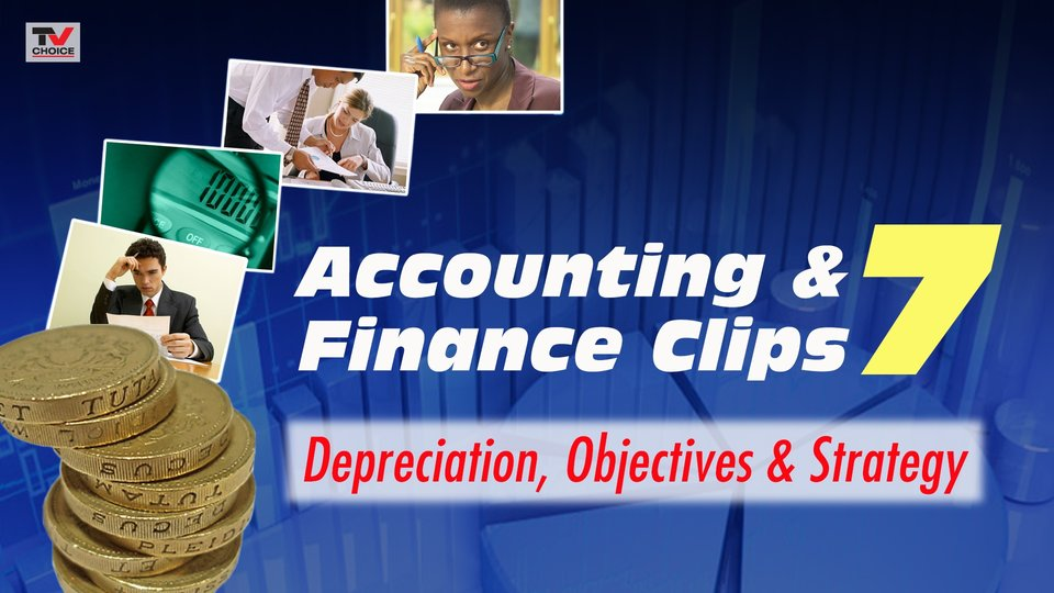 Clip 1: Financial Objectives: Introduction