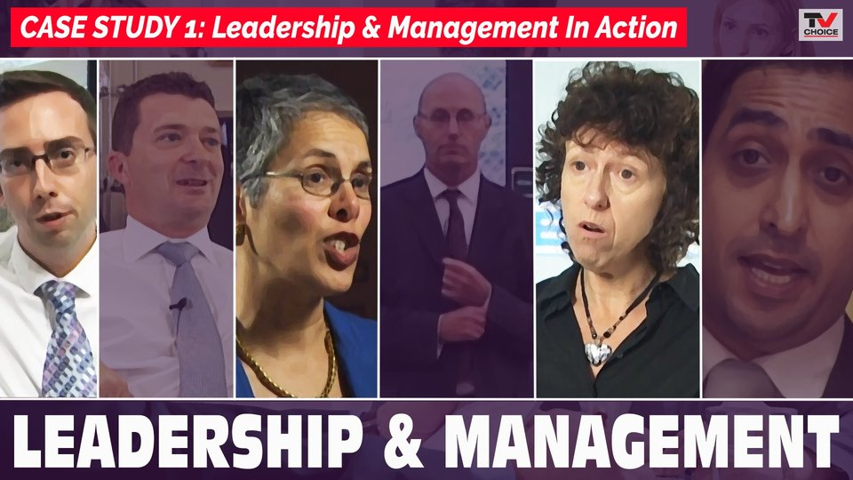 Case Study: Leadership and Management in Action