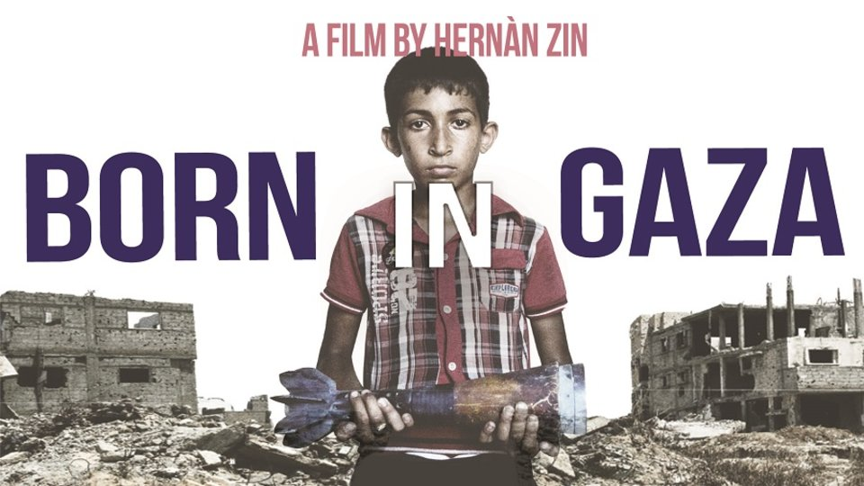 Born in Gaza
