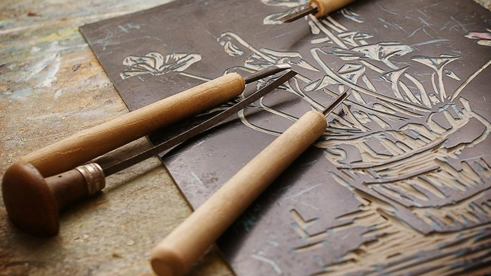 Printmaking - Relief and Intaglio
