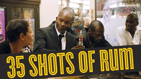 35 Shots of Rum - 35 rhums