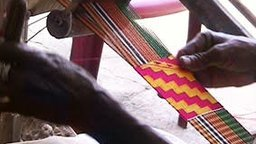 Kente - Woven Ceremonial Cloths Of Ghana