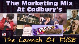 The Marketing Mix At Cadbury's