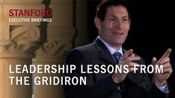 Leadership Lessons from the Gridiron - With Steve Young