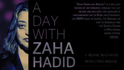 A Day with Zaha Hadid