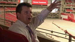 Interview with Michael Bidwill, President, Arizona Cardinals