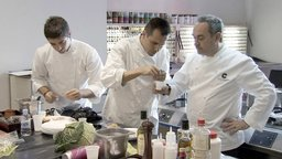 El Bulli: Cooking In Progress - Renowned Spanish Chef Ferran Adrià