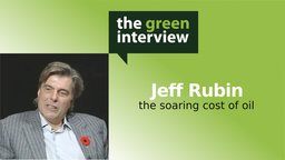 Jeff Rubin: The Soaring Cost of Oil