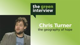 Chris Turner: The Geography of Hope