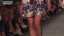 Badgley Mischka and Naeem Khan - NYC Spring 2015