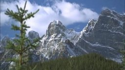 World Heritage: Pirin & Canadian Rockies