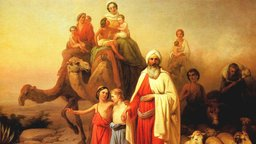 The Arrival of the Israelites