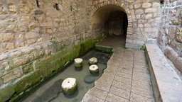 Biblical Jerusalem's Ancient Water Systems