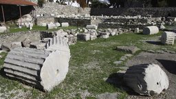 Early Jewish Tombs in Jerusalem