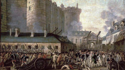 July 14th—Storming the Bastille