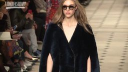 Temperley London, Burberry Prorsum and Giles Deacon - London Fall 2015