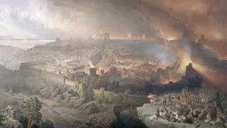 Jesus's Prophecy: Jerusalem's Destruction