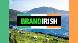 Brand Irish - The Global Marketing of Irish Traditions