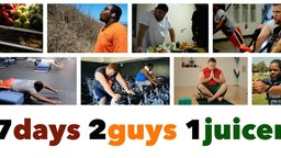 7days 2guys 1juicer
