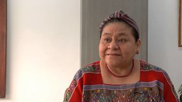 Rigoberta Menchu - Daughter of the Maya