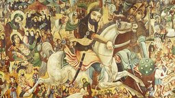 Battle of Karbala - 680