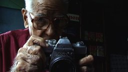 The Old Photographer - An Indian Photographer in Yangon