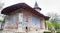 The Painted Churches of Romania