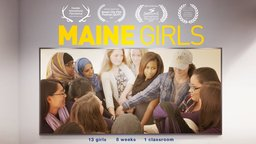 Maine Girls - Teens Bridge Ethnic & Cultural Divides