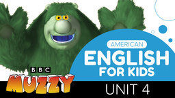 American English For Kids - Unit 4