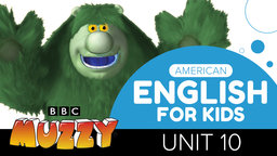 American English For Kids - Unit 10
