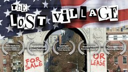 The Lost Village - The Gentrification of Greenwich Village